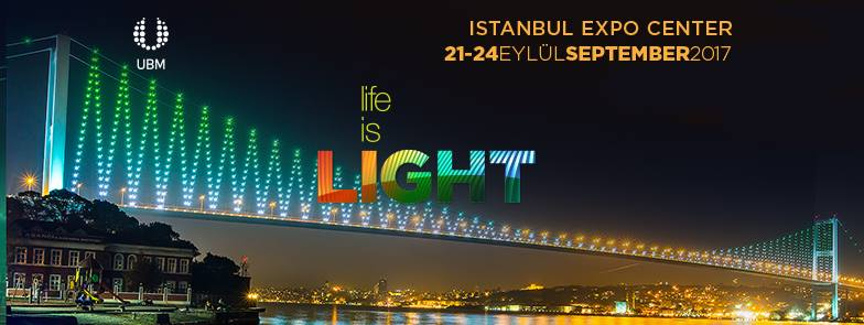 IstanbulLight Lighting Design Summit  :  23 September 2017