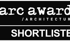 Shortlisted in Darc Awards Architectural 2018